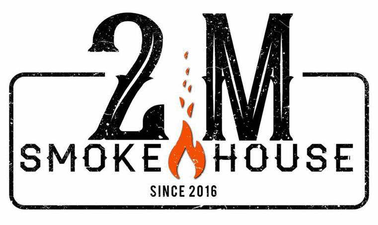 2M Smokehouse BBQ – Menu Logo